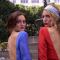 Blair en Serena in 'Gossip Girl'