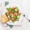 Rucola met vijgen, mozzarella, prosciutto en kerstomaten (25 min.)