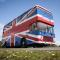 De 'Spice Girls'-bus