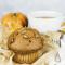 Muffins au potiron et à la cannelle