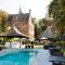 Manoir Ogygia à Poperinge (Flandre Occidentale)