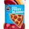 Knus pizzadekentje