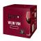Make your own wine kit (beschikbaar voor rode wijn, witte wijn en IPA-bier)