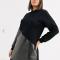 Une robe sweatshirt