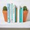 Boekensteun plantjes