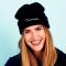 Un bonnet personnalisé avec le surnom de votre BFF