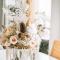 Un bouquet de fleurs séchées Leone