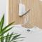 Inklapbare deurkapstok