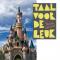 Boek over taal en merchandise van Disney