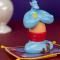 Eierdopje in de vorm van de Geest uit Aladdin