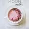 'Moon milk' van Gina Fontana