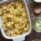 Mac 'n cheese met geroosterde bloemkool