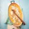 4. Gegratineerde flespompoen met boekweit en mozzarella