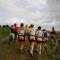 Le Marathon du Médoc, en France