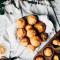 Muffins met pompoen en sinaasappel