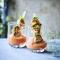 Kipspiesjes met dip van gazpacho