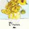 Kleurboek met schilderijen van Van Gogh