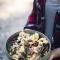 Tortellinisalade met groenten