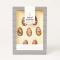 Paaspralines in chocoladetablet van Food Stories