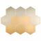 Spiegel honinggraat