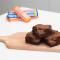 Brownies met Tony's melkchocolade karamel-zeezout