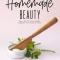 'Homemade beauty<span class=
