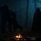 Daniel Sharman als The Weeping Monk