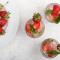 Balance (24 septembre – 23 octobre): cocktail à la fraise, verveine et bourbon