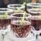 Vierge (24 août – 23 septembre): cocktail au cava, fruit de la passion et menthe