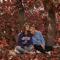 Alexa en Katie in hun vertrouwde boomhut.