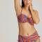Bikini in etnisch printje