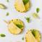 Ananas + citroen