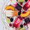 Nectarine + framboos