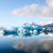 Les glaciers du Chili vs lesglaciers d'Islande