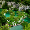 Les lacs thaïlandais vs leslacs croates