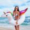 Zwemband in de vorm van een unicorn