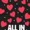 'All in' van Ron Simpson