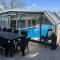 Grote woning met tuin en (overdekt) zwembad in Walcourt (Wallonië)