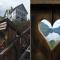 Afgelegen cottage, Noorwegen