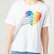 T-shirt met hart