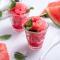 Frosé met watermeloen