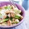 Caesarsalade met volkorenpasta