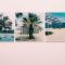 Laat je deze week in Flair inpalmen door het palmbomenstuk van decoredactrice Joni.