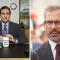 Steve Carell alias Michael Scott
