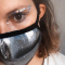 Metallic mondmasker