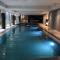 La piscine de l'hôtel Van Der Valk Sélys