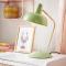 Groene bureaulamp