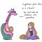 Rapunzel zat jarenlang opgesloten.