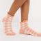 Pastelkleurige sokken