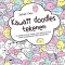 'Mini Kawaii doodles tekenen' van Zainab Khan